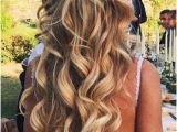 Bridesmaid Hairstyles Long Hair Down Pin by Steph Busta On Hair 3 In 2019