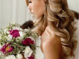 Bridesmaid Hairstyles Side Curls 20 Gorgeous Wedding Hairstyles Wedding Hairstyles