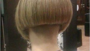 Buzzed Nape Bob Haircut 15 Cool Shaved Nape Bob Haircuts