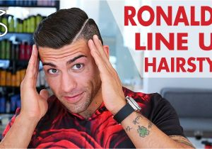 C Cut Hairstyle Back New Cristiano Ronaldo Hair Style 2015