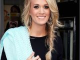 Carrie Underwood Braided Hairstyles From Selena to Miranda 5 Gorgeous Celebrity Looks This