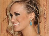 Carrie Underwood Braided Hairstyles Short Hair Braids to Copy Immediately