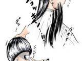 Cartoon Haircut Scene 61 Best Anime Haircut Images