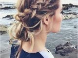 Casual Braided Hairstyles for Long Hair 15 Ideas Of Casual Braids for Long Hair