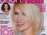Celebrity Hairstyles Short Hair Magazine Paul Labrecque is Featured In Celebrity Hairstyles' Short