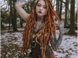 Celtic Hairstyles Dreadlocks 140 Best Tribal Hair Images