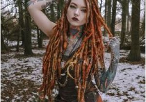 Celtic Hairstyles Dreads 113 Best Daring Dreads Images In 2019