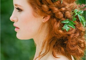 Celtic Wedding Hairstyles Irish Braids to Gain Celtic Wedding Hairstyle