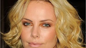 Charlize theron Bob Haircut Charlize theron Short Blonde Curly Bob Hairstyles