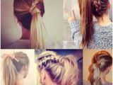 Cheerleading Hairstyles Ideas 45 Best Cheerleader Hairstyles Images