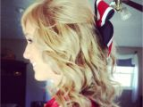 Cheerleading Hairstyles Ideas Cheer Hair Going to Try This Cheer Body Pinterest