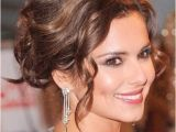 Cheryl Cole Wedding Hairstyle Updo Curly Hairs