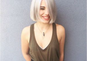 Chin Length Blonde Hairstyles Chin Length Blunt Bob … Hairs