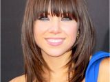 Chin Length Hairstyles with Bangs 2013 Medium Hairstyles with Bangs Hair Make Up and Such