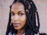 Chunky Braids Hairstyles 42 Chunky Cool Jumbo Box Braids Styles In Every Length