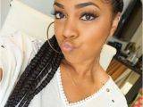Chunky Braids Hairstyles Chunky Cornrows Braid It Up Pinterest