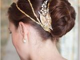 Classic Chignon Wedding Hairstyles Hairstyle Ideas