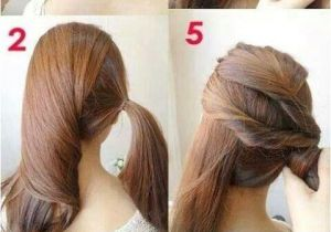 Cool but Easy Hairstyles 7 Easy Step by Step Hair Tutorials for Beginners Pretty