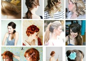 Cool Easy Fast Hairstyles Craftionary