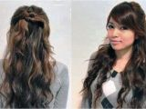 Cool Easy Hairstyles for Curly Hair 19 How to Style Long Hair In An Easy and Cute Way