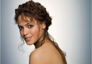 Cool Easy Hairstyles for Curly Hair Wedding Hairstyles for Naturally Curly Hair Cool Easy