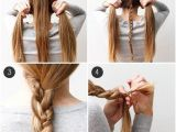 Cool Easy Hairstyles Step by Step 20 Cute and Easy Braided Hairstyle Tutorials