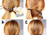 Cool Easy Hairstyles to Do On Yourself 20 Fantastic Diy Ways to Make A Modern Hairstyle In Just A