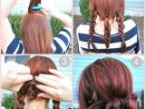 Cool Easy Hairstyles to Do On Yourself Easy Wedding Hairstyles You Can Do Yourself Hair World