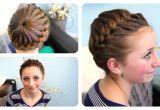 Cool Easy Hairstyles Youtube Cómo Hacer Un Peinado Con Trenzas Para Bailarina De Ballet