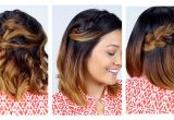 Cool Easy Hairstyles Youtube Cool Hairstyle for Short Hair 3 Easy Short Hair Hairstyles