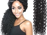 Crochet Hairstyles Cost 2019 New Hairstyle Wavy Faux Loc Curly Braiding Hair Extensions