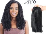 Crochet Hairstyles Cost soft Dreadlocks Crochet Braids 14 Inches Synthetic Braiding Hair 30