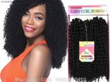 Crochet Hairstyles Cost Summershair Kinky Curly Crochet Braids 10inch Short Synthetic