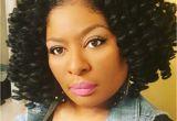 Crochet Hairstyles for Short Black Hair Crochet Braids Curlkalon Natural Hair Ideas