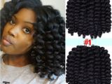 Crochet Hairstyles with Human Hair 85 Best Wand Curl Crochet Hair Styles