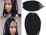 Crochet Hairstyles with Xpression Hair 100 Best Box Braids Hair Images