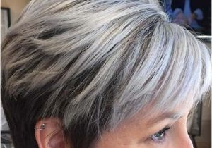 Cropped Hairstyles for Grey Hair Beautiful Gray Hair Short Styles – My Cool Hairstyle