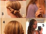 Curls Hairstyles for Medium Length Hair without Heat 67 Best Heatless Curls Images