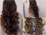 Curls Hairstyles for Medium Length Hair without Heat How to Perfect Beach Waves Pinterest
