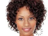 Curls Hairstyles for Round Faces 14 Fresh Hairstyles for Medium Hair Round Face