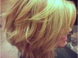 Curly Angled Bob Haircut the Angled Bob Hairstyle Cyndi Spivey