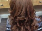 Curly Blow Dry Hairstyles Curly Blowdry Hair Pinterest