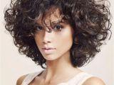Curly Bob Style Haircuts Curly or Wavy Short Haircuts for 2018 25 Great Short Bob