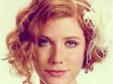 Curly Bob Wedding Hairstyles 25 Short Wedding Hairstyles
