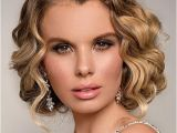 Curly Bob Wedding Hairstyles Curly Wedding Updos False Bob Hairstyle for Brides