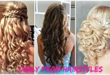 Curly Braided Hairstyles for Prom Curly Hairstyles for Prom Leymatson
