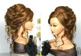 Curly Bun Prom Hairstyles Curly Bun Hairstyles Awesome Inspirational Wedding Hairstyles for