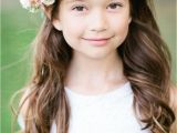 Curly Flower Girl Hairstyles Flower Girl Curly Hairstyles