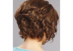 Curly Graduated Bob Hairstyles Short Curly Hairstyles for Women