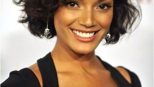 Curly Hairstyle Trends 2014 2014 Short Curly Hairstyle Trends Chic Black Hair with